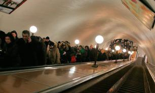 Полиция задержала вредителя, ломавшего эскалаторы московской подземки