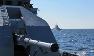 На вооружение ВМФ России поступило оружие, ослепляющее противника