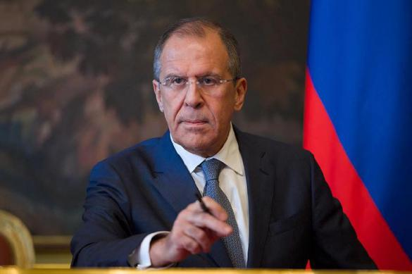 """Лавров обвинил США в """"мощнейшем давлении"""" на Евросоюз"""