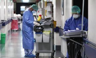 Украинские врачи лечат пациентов с COVID-19 с помощью пакетов