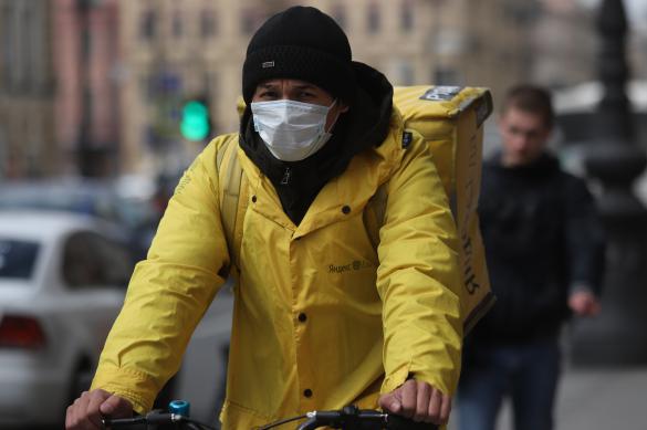 Больше 50 тысяч человек в Москве больны коронавирусом