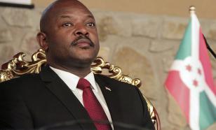 Ушел из жизни президент Бурунди