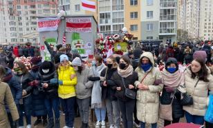 Воскресенье в Белоруссии: светошумовые гранаты и 500 задержанных