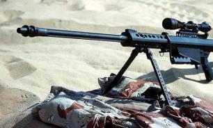 Barrett M82 - одна из самых мощных винтовок в мире. История ее появления
