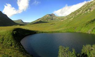 Потерявшихся в горах Сочи туристов эвакуировали на вертолёте