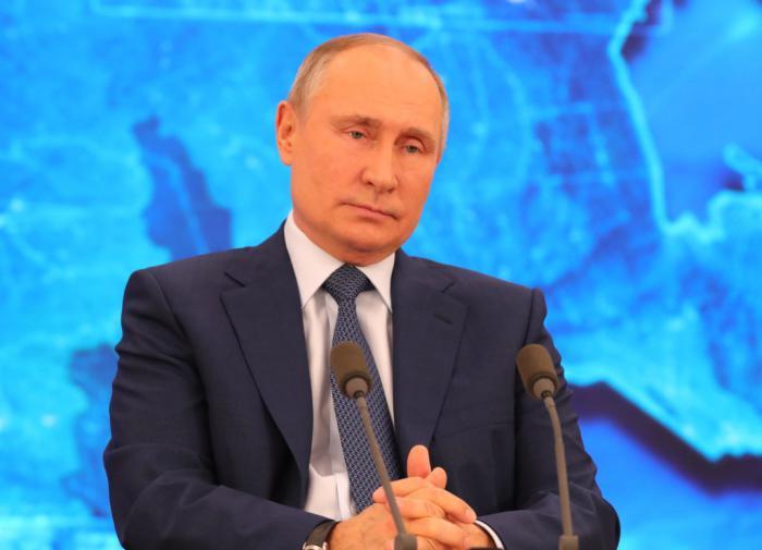 Президент России поздравил жителей Чечни с Днём Конституции республики