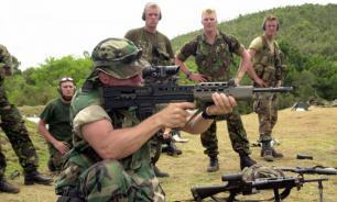 Английская штурмовая винтовка L85A2. Ее история