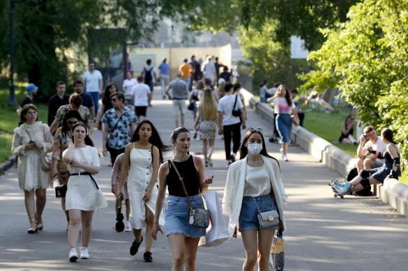 Больше 123 тысяч москвичей вылечили от коронавируса