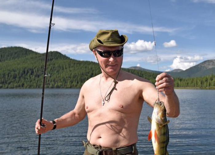 Хакасию назвали любимым местом отдыха Владимира Путина