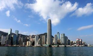 Гонконгу не понравились санкции США