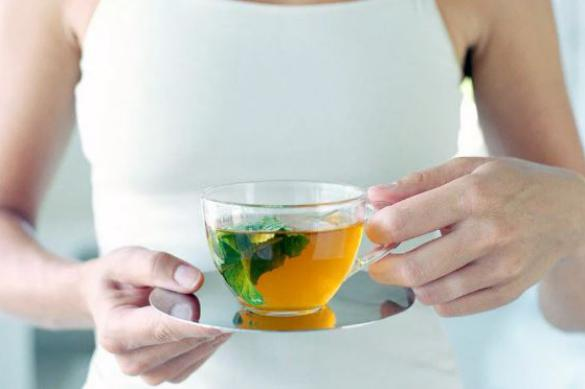 Чай для похудения. Пьем и худеем?