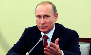Владимир Путин признан человеком года в политике