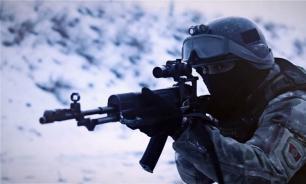 """АН-94 """"Абакан"""" - автомат для бойцов специальных подразделений"""