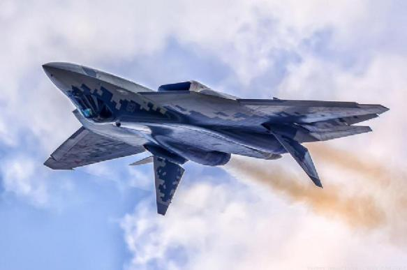 Десять лет назад перспективный Су-57 впервые поднялся в воздух