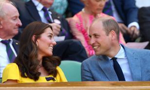 Принц Уильям и Кейт Миддлтон испекли булочки для жителей Лондона