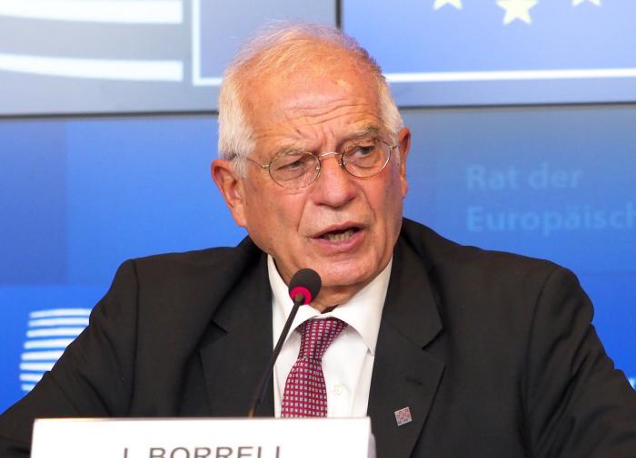 """Депутаты Еврокомиссии хотят отставки Борреля за """"ущерб репутации ЕС"""""""