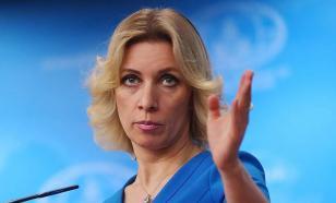 """Захарова ответила """"больным пропагандой"""" цитатой Антония Великого"""