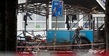НАК: в волгоградский троллейбус заложили бомбу