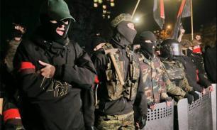 """""""Правый сектор"""" прекратил блокаду Крыма из-за российских военных на его границах"""