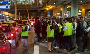 Зачистка аэропорта Амстердама закончилась арестом паникеров
