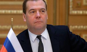Медведев подписал распоряжение об отставке главы ФТС