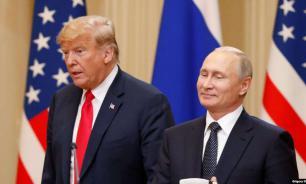 WSJ: запуск процедуры импичмента Трампа выгоден Путину