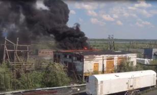 Жители Норильска остались без электричества из-за пожара на подстанции