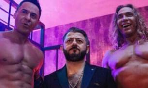 Аполлоны: Костюшкин,Тарзан и Галустян устроили конкурс красоты