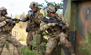 Украинский спецназ отрепетировал военный захват Крыма