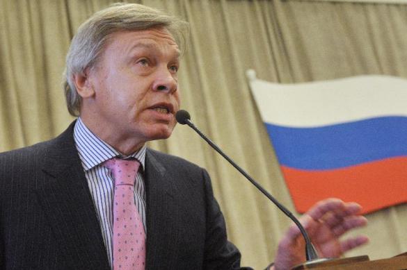 Пушков объяснил, на что Байден прозрачно намекает Путину