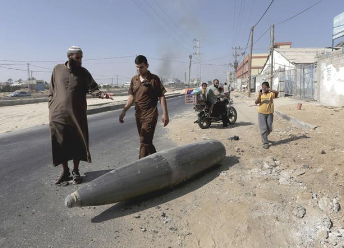 ХАМАС заявил об ударе по химзаводу на территории Израиля