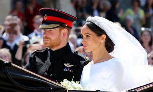Королевская семья проигнорировала годовщину свадьбы Гарри и Меган
