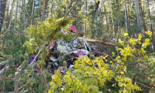 Второй чёрный ящик найден на месте катастрофы самолёта L-410 под Иркутском
