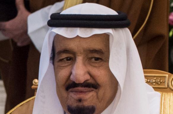 Путин и король Саудовской Аравии обменялись подарками