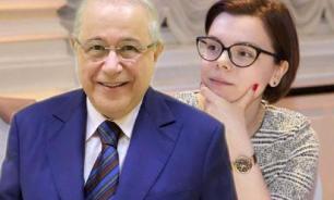 Блогер Лена Миро высмеяла молодую жену Петросяна