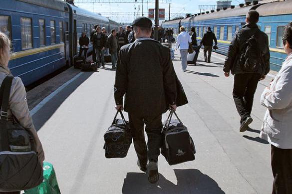 Под Белгородом пассажирский поезд сошел с рельсов