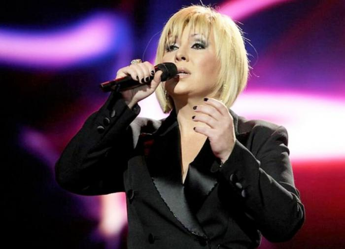 На 55-м году жизни скончалась певица Валентина Легкоступова
