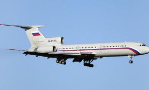 Самолёт Минобороны РФ не смог попасть в Иран и вернулся