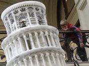 В центре Москвы появилась собственная Пизанская башня