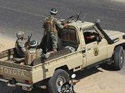 Египет направляет армию на Синай