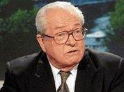 Жан-Мари Ле Пен: Не забывайте историю
