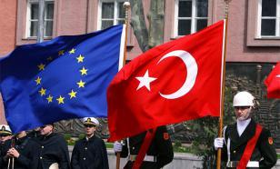 Безвизовый режим Турции с ЕС под вопросом