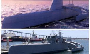 ВМС США создадут концепцию применения надводных роботов