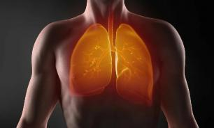 Медики назвали два главных признака рака лёгких