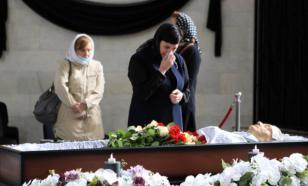 В Москве попрощались с телеведущим Александром Беляевым