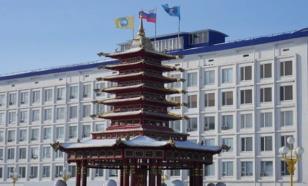 От Хурала Верховному совету: в Калмыкии просят отставки спикера парламента Хакасии