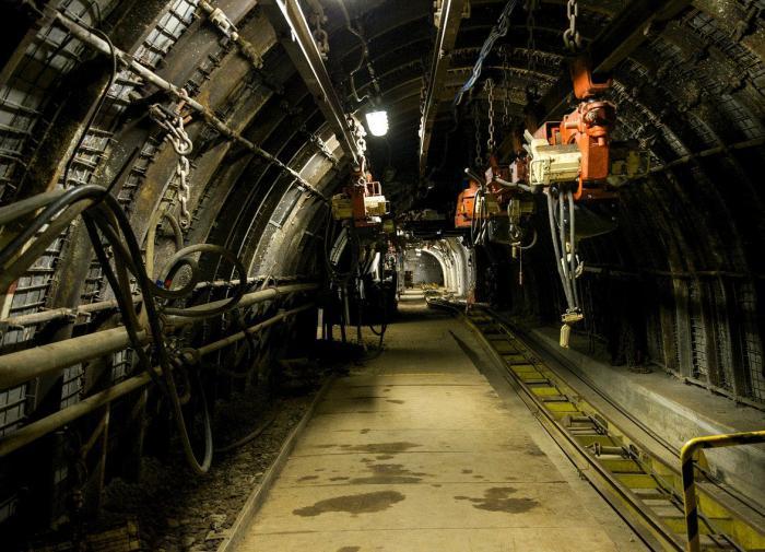 Обрушение произошло в одной из шахт Тувы