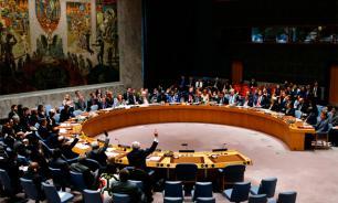 """Российская книга  """"ошибок"""" США в Сирии распространена в Совбезе ООН"""