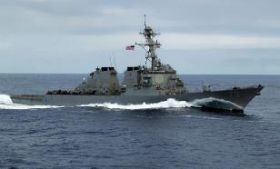 Эсминец ВМС США дал сигнал Китаю. Пекин ответил