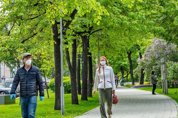 Более 155 тысяч случаев коронавируса зарегистрировано в Москве